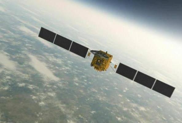 人工消雨北斗三号系统最后一颗组网卫星
