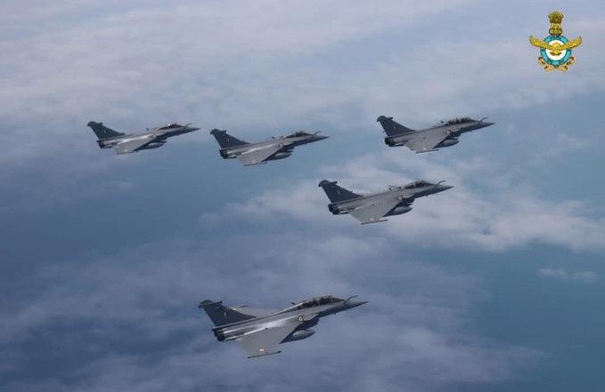皮肤科排行法制阵风战机到货,印度空军