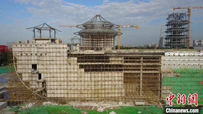 中国大运河博物馆钢结构主体已建成 明年7月前开馆迎客