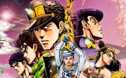 KLab获得《JOJO的奇妙冒险》手游国内发行权 将与盛趣游戏合作