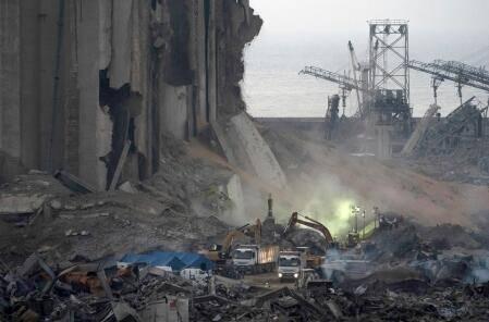 四川女孩亲历黎巴嫩爆炸:爆炸之后 太阳消失了两秒