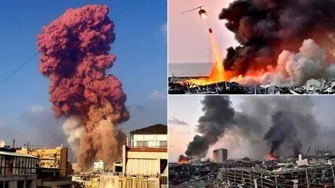 意大利爆破专家:贝鲁特爆炸起因或是军用导弹_意大利新闻_意大利中文网