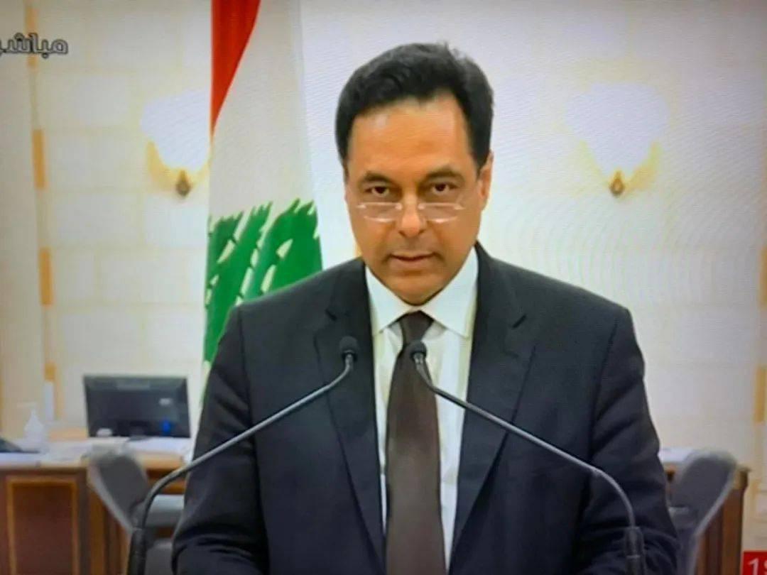黎巴嫩总理宣布本届政府辞职,意大利专家:爆炸或由军用导弹引发_意大利新闻_意大利中文网