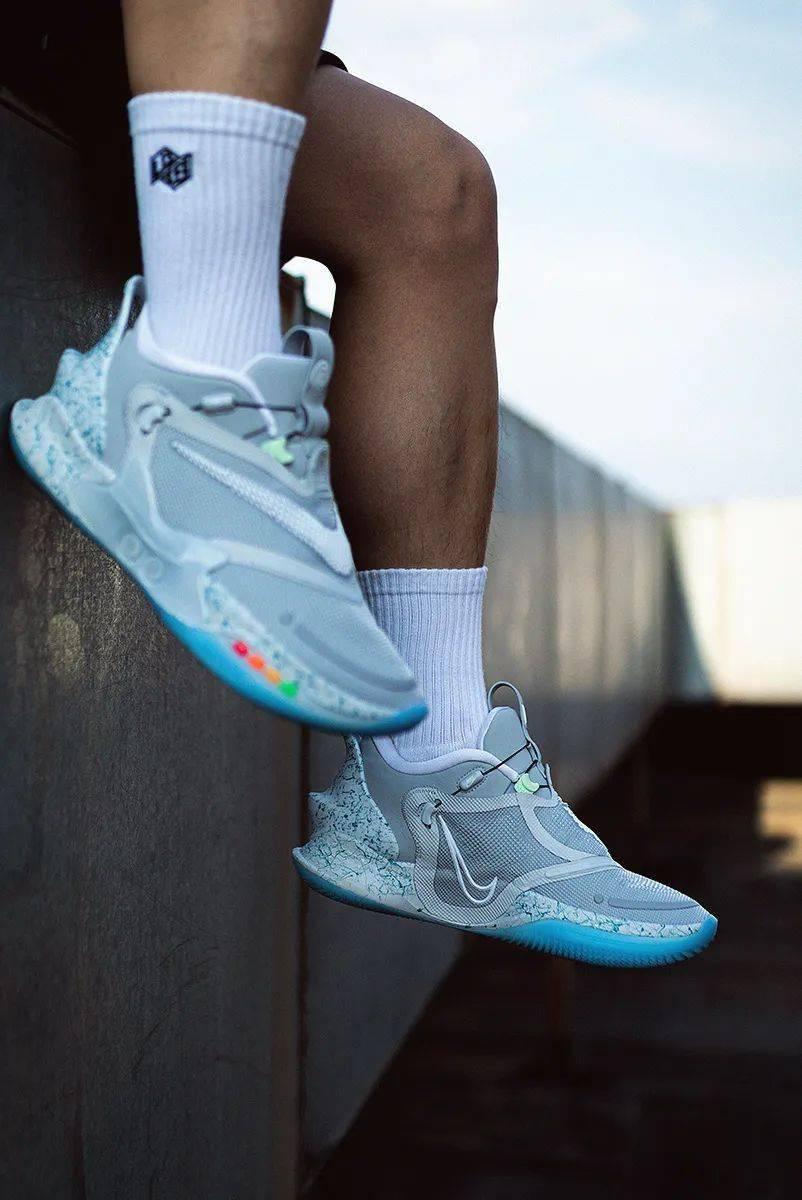 梦寐以求的酷炫功能!Nike 终于把它做出来了!路人全盯着我的鞋!插图(20)