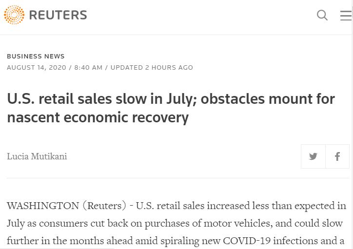 美国经济阴晴不定,股市为何逆势上涨?