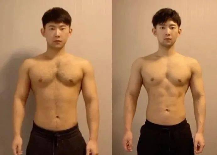 正太脸金刚身!杭州小哥因胸毛走红,这个肌肉什么水平?插图(18)