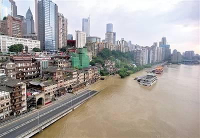 重庆烈日当空,为何还会出现大洪水?专家详解