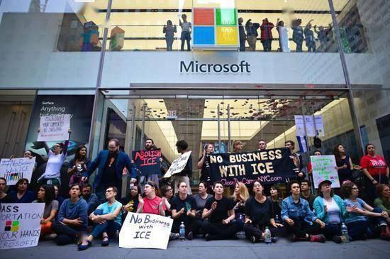 """美国兴起""""技术非中立""""运动 呼吁企业停止与执法机构合作"""