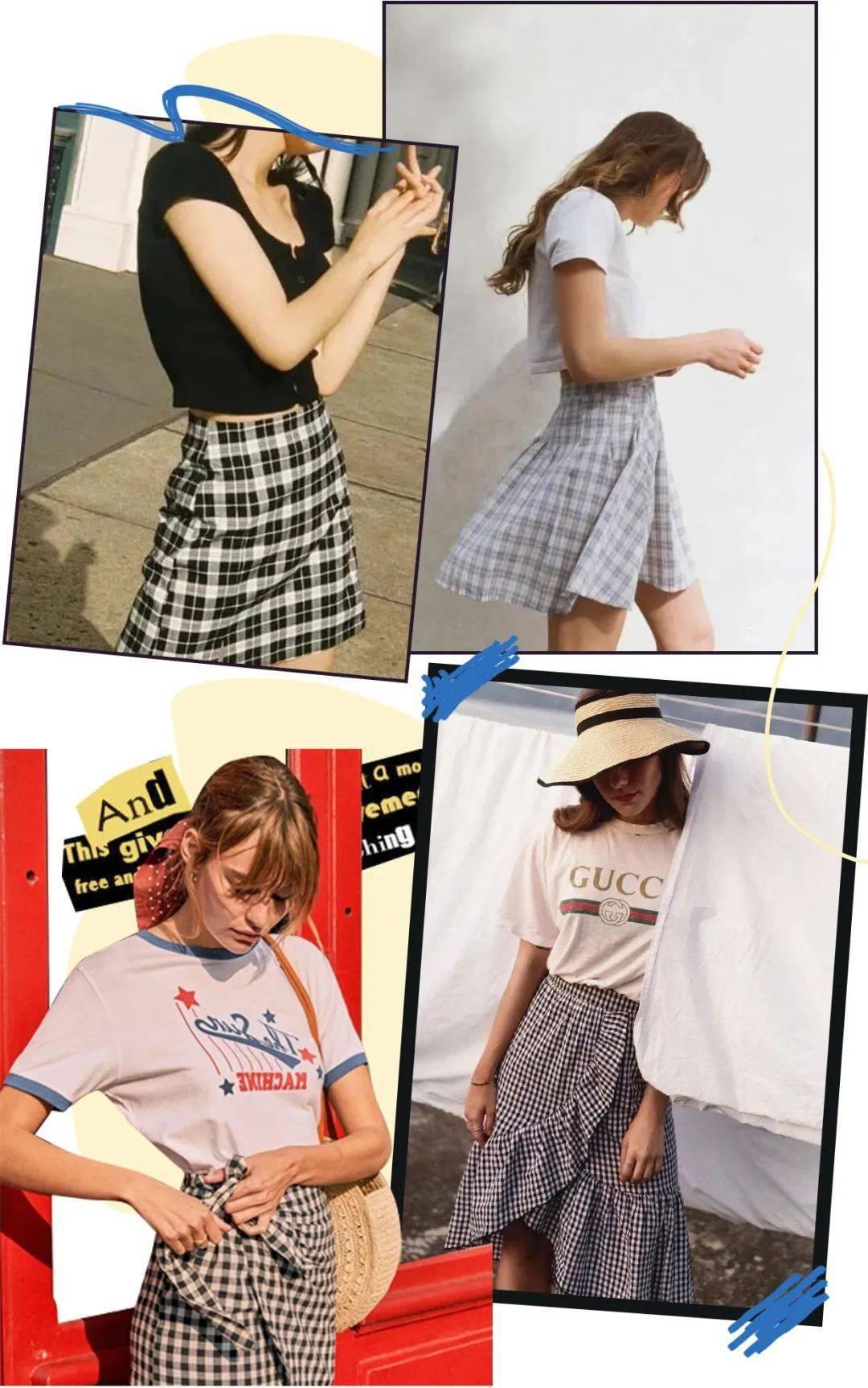 你的裙子该换了!今夏王炸裙=显高+显瘦!