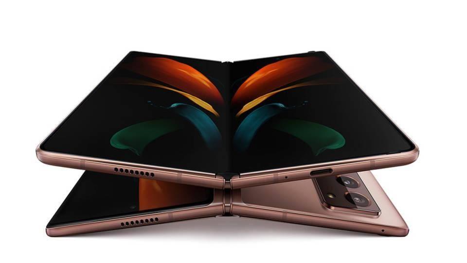 官方自曝Galaxy Z Fold 2将于9月1日推出 价格高达1万6