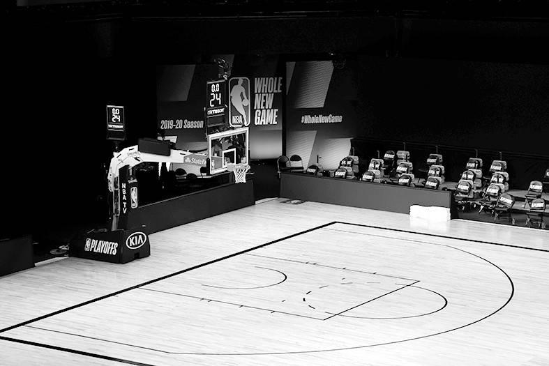 NBA紧急为被枪击的黑人举行罢工。
