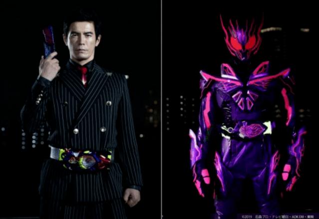 《假面骑士01》剧场版大Boss曝光 亚克毒蝎身后更强大的敌人血红亚克登场