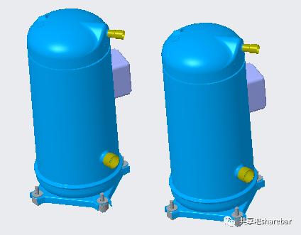 [空调]模块机设计10:并联压缩机的设计