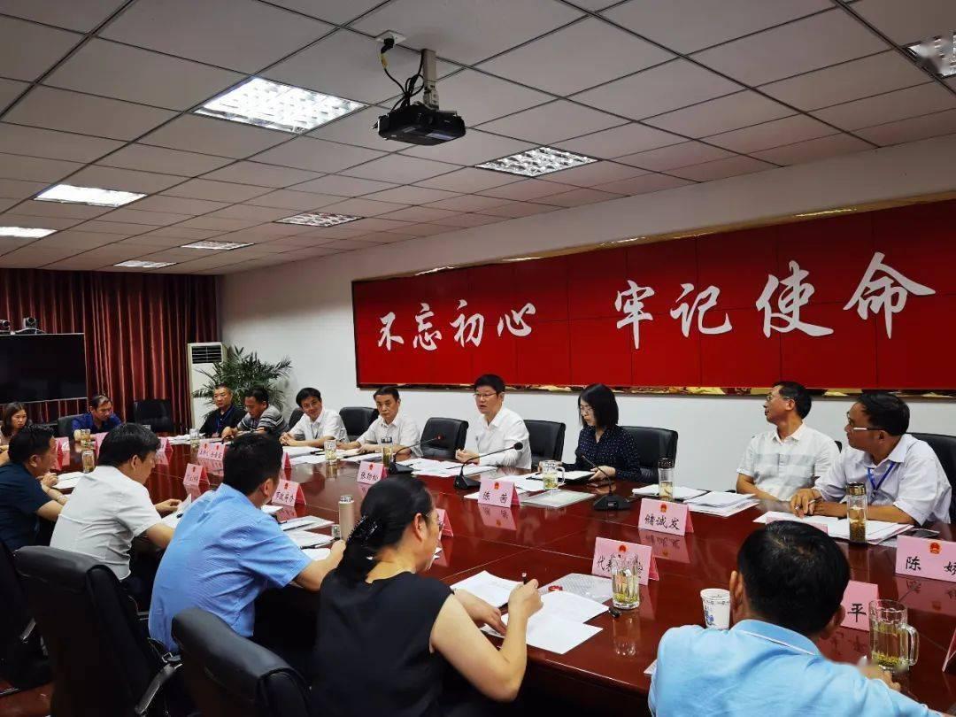 驻潜安庆市人大代表第一组在潜调研环潜水河乡村振兴试验区建设