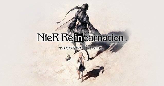 RPG手游《尼尔 Re》角色设计图公布 白衣少女和黑色怪物纷纷亮相