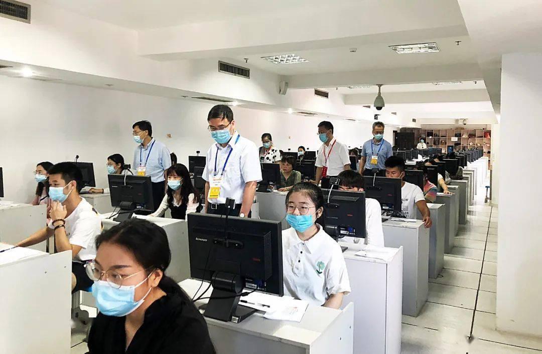 2020年全国会计专业技术资格(南昌考区)考试圆满