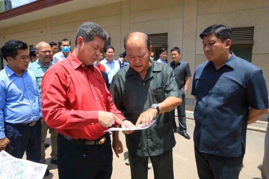 西港将兴建新冠病毒核酸检测实验室 柬政