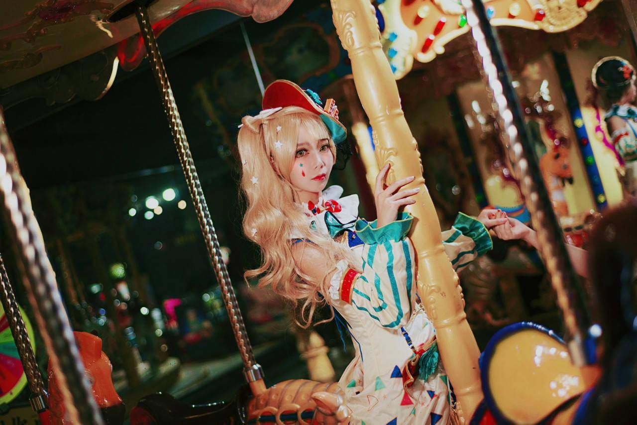 《LoveLive》南小鸟cosplay_尧桐