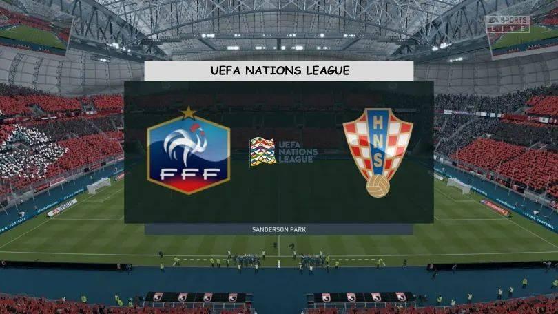 世界杯决赛再演 克罗地亚欲复仇法国-hth体育
