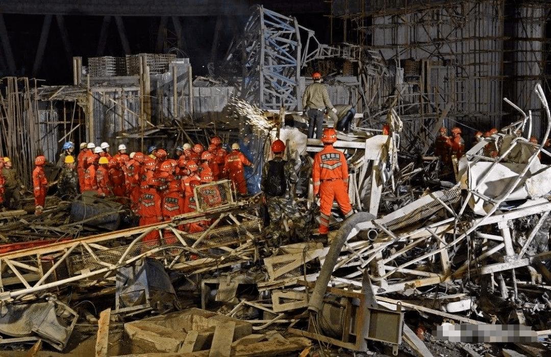73人死亡,28人获刑!特大混凝土施工事故!