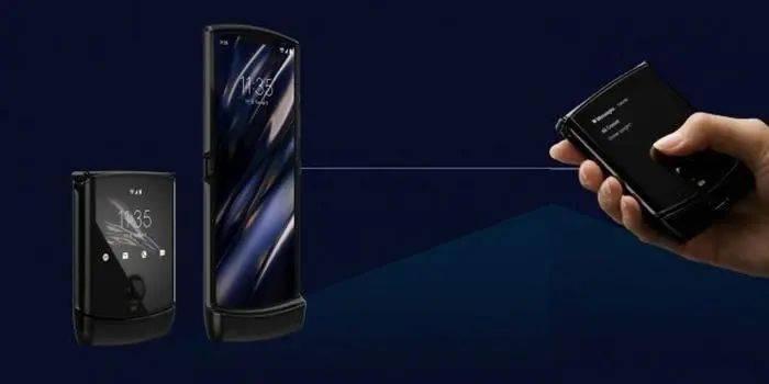 """摩托罗拉带来全新5G折叠手机,你还记得那一句""""Holle Moto""""吗?"""