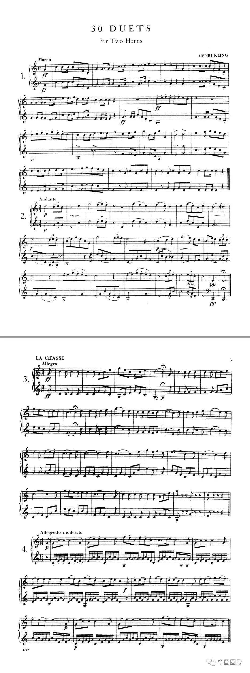 30首CZ92二重唱(克林·亨利)