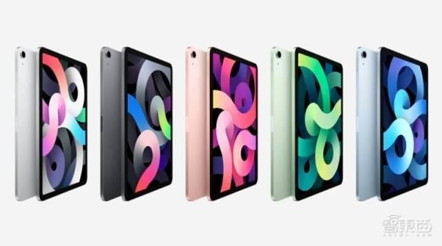 智东西晚报:苹果最新iPad Air搭载A14芯片 燃料电池汽车示范城市申报启动