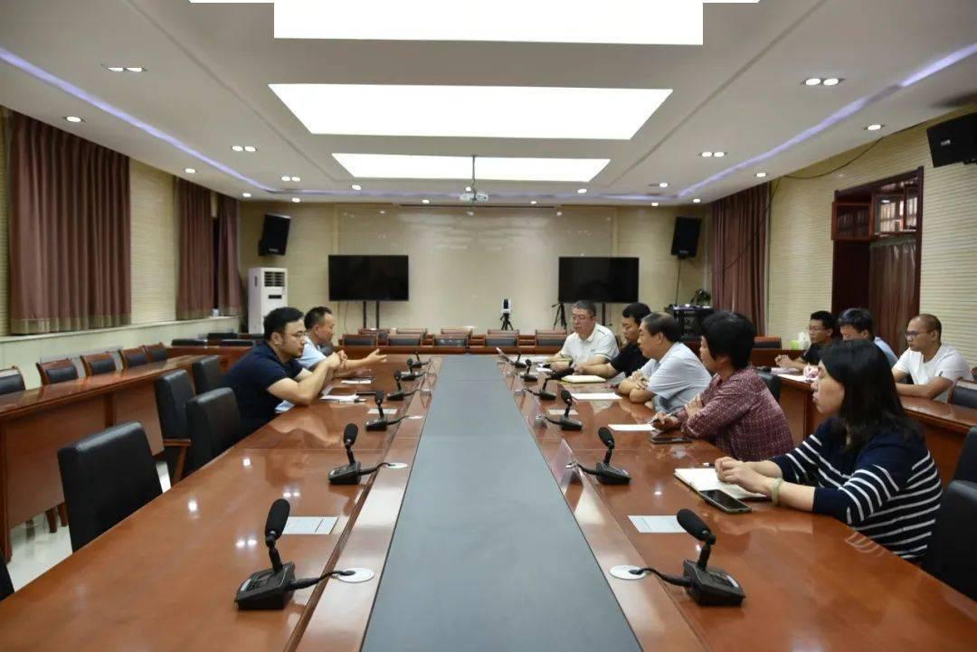 亚博电竞平台:苏雷放会见唐人神集团总裁叶涛一行