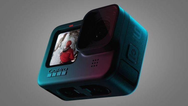GoPro Hero 9 Black 运动相机正式发布 前置彩色屏幕