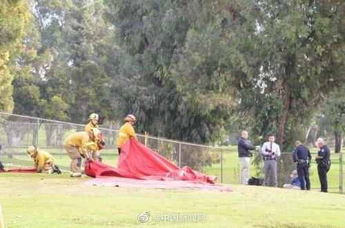 洛杉矶一公园出现华人女尸 初步排除凶杀可能