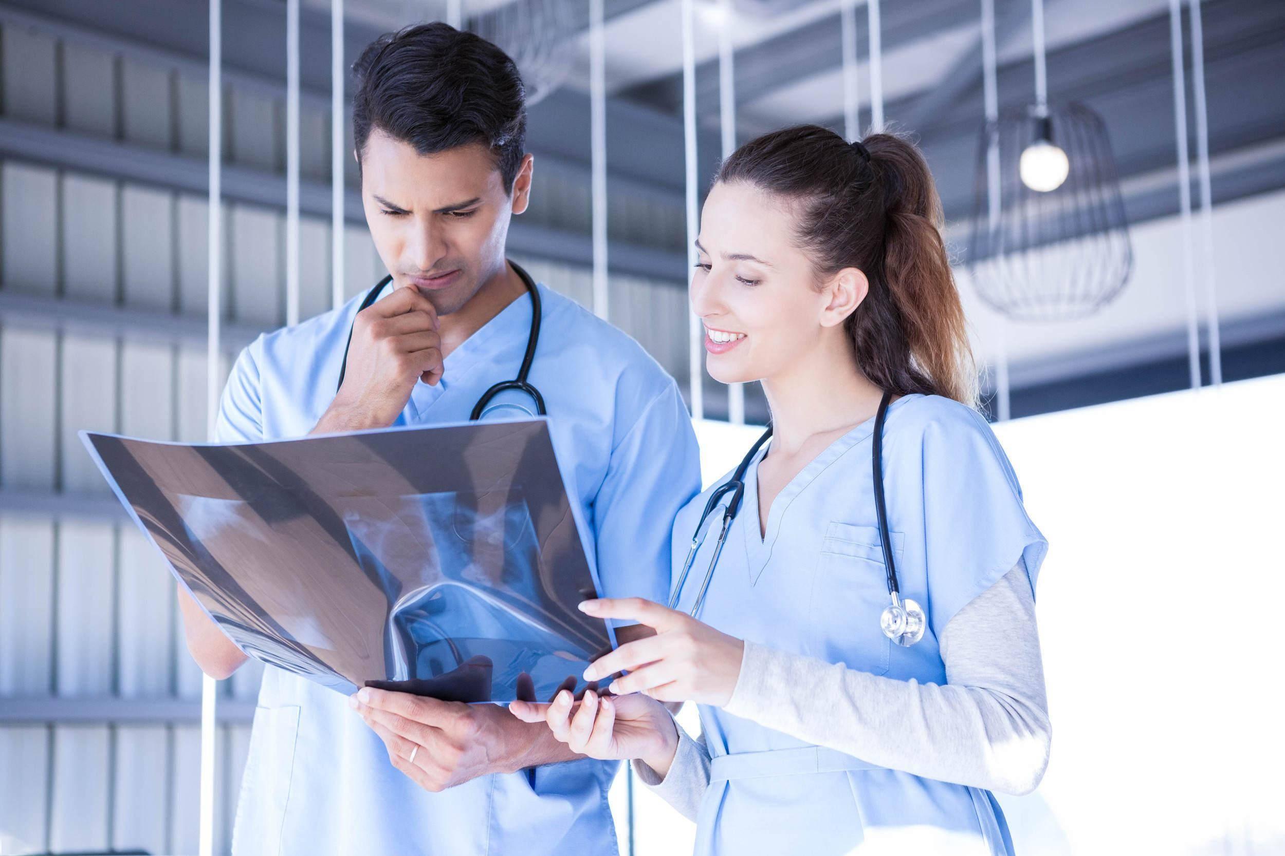 大型医疗器械江湖:进击中的「数字化X射线」