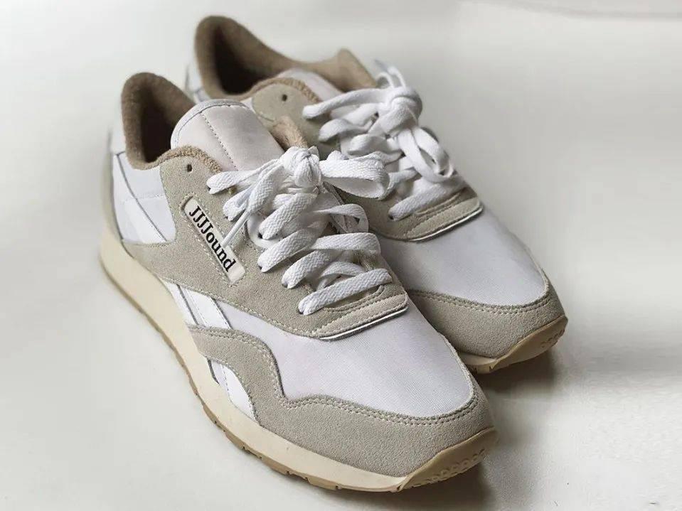 jjj.com:每日鞋讯 | ?JJJJound x Reebok Classic Nylon 即将发售插图