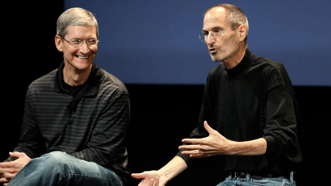 苹果的接班人,是第二个库克 or 第二个乔布斯?