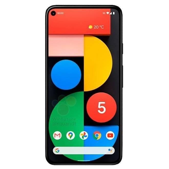 Google Pixel 5 参数及价格曝光:中高端的谷歌旗舰?