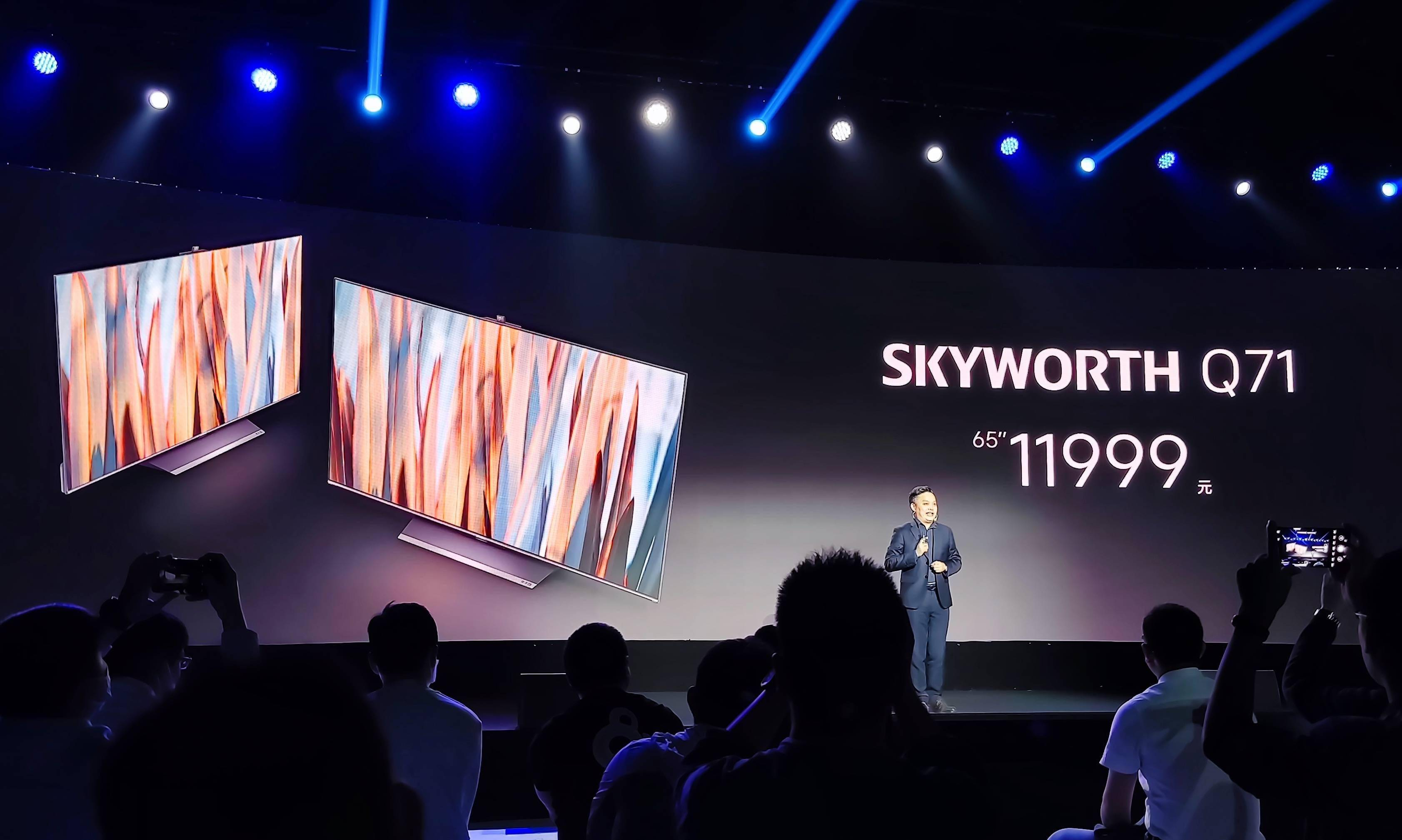 想让5G+8K内容消费普及,将电视价格拉下来仅仅是第一步