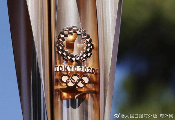 定了!东京奥运会火炬接力将于2021年3月在福岛启