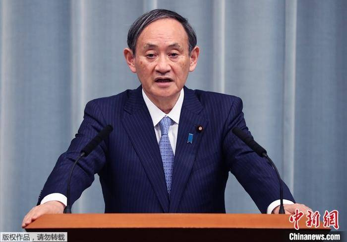 菅义伟赴福岛视察核电站 系就任首相后首次出差