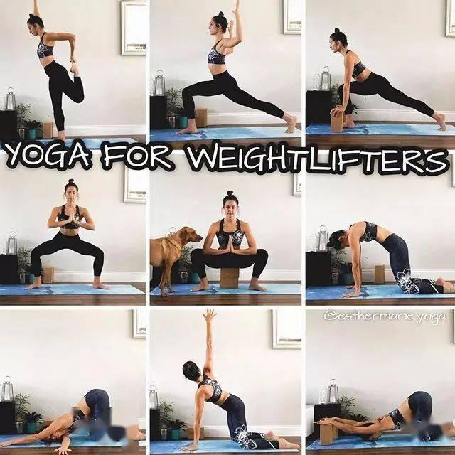 适合秋季的14套瑜伽序列,不同主题,让你的练习不重样!