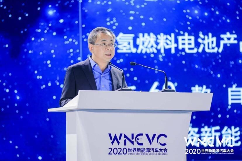 王晓秋:SAIC计划到2025年推出近100种新能源产品。对小型和微型电动汽车的需求不容忽视
