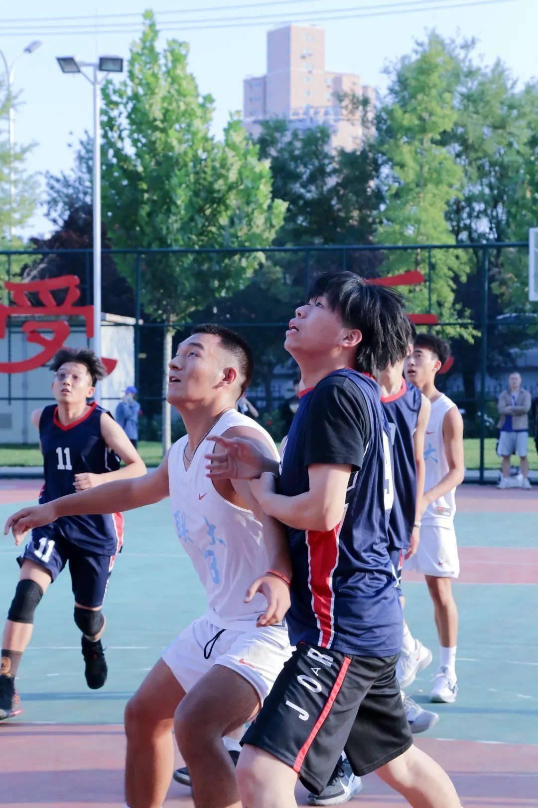 OD体育网页版_ 篮球赛 我院乐成举行2019级学生篮球赛(图2)