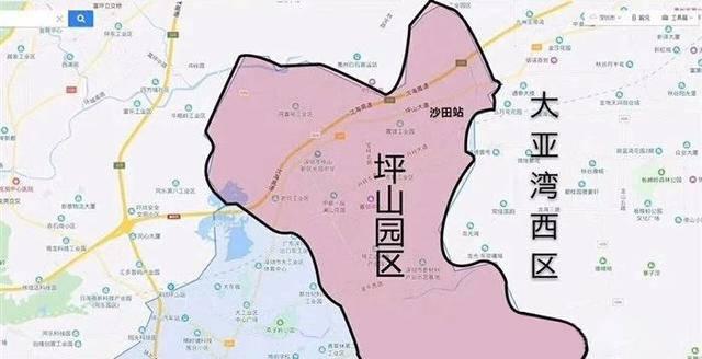 大亚湾和坪山历年gdp对比_惠州各县区经济分析出炉 大亚湾后劲十足