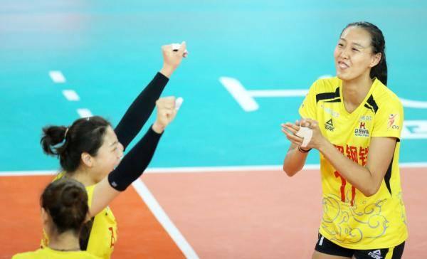排球丨全国女排锦标赛:山东胜河南