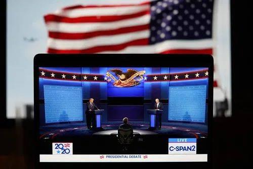 首辩后特朗普与拜登都说自己赢了美国网友:反正我们输了