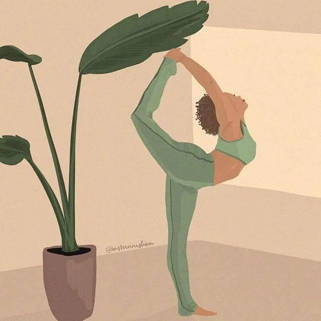 真实的瑜伽VS你认为的,别再瞎练了