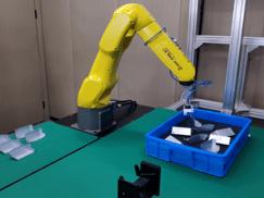 """""""妙得""""智能绘画机器人能够自动为用户快速绘制逼真人脸肖像,是世界上第一款采用深度学习肖像生成技术的绘画机器人."""