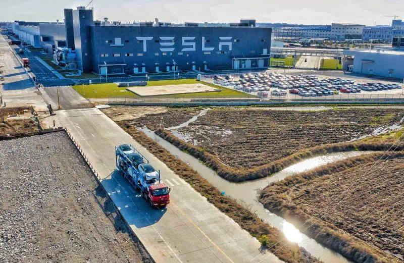 特斯拉将在柏林工厂生产新型电池 续航能力有望提升50%