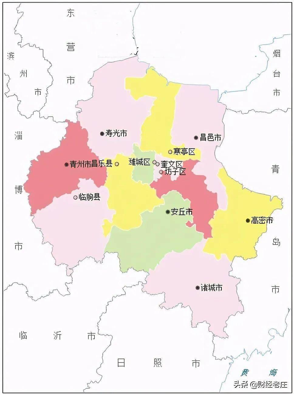 2020潍坊经济总量_潍坊经济开发区规划图