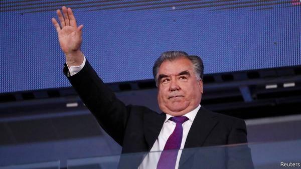 塔吉克斯坦总统选举:拉赫蒙赢得超90%选票 获得连任