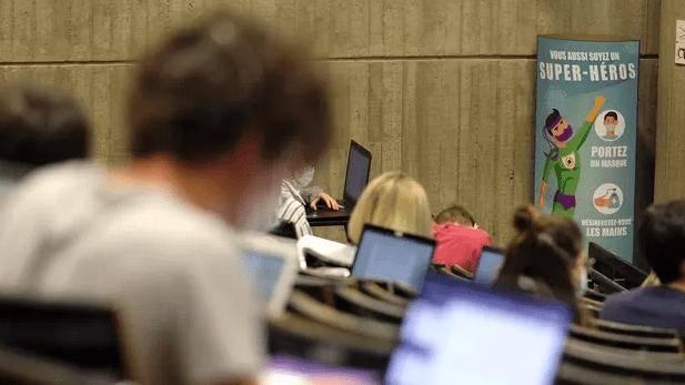 比利时一大学城600名学生新冠病毒检测呈阳性