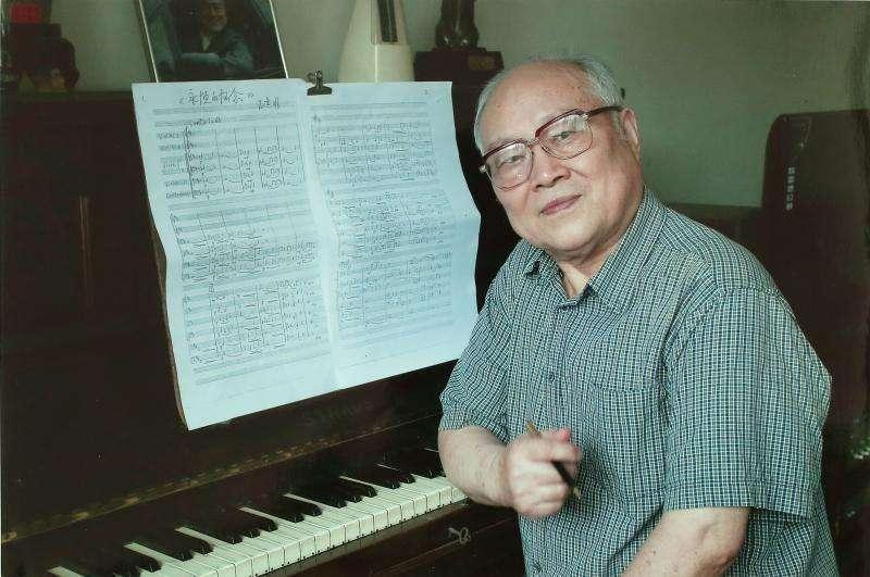可记得《弹起心爱的土琵琶》?90岁作曲者仍在争分夺秒创作